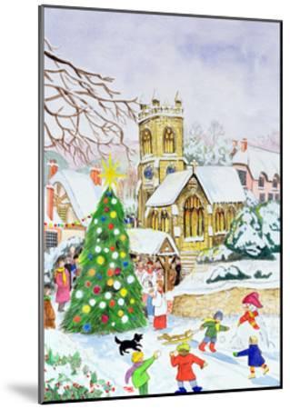 Village Festivities, 2005-Tony Todd-Mounted Giclee Print