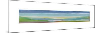 Just Above Sea Level, 2004-Lou Gibbs-Mounted Giclee Print