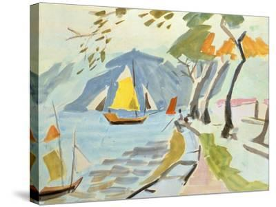 Macau-Anne Durham-Stretched Canvas Print