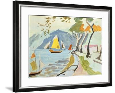 Macau-Anne Durham-Framed Giclee Print