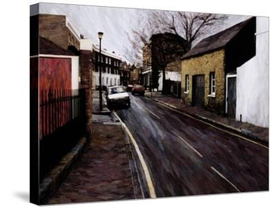 Circus Street (Next to the Cheeseboard), 2000-Ellen Golla-Stretched Canvas Print