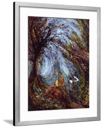 You're the Winner, 2001-Ellen Golla-Framed Giclee Print