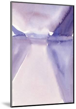 Mountain Lake, 1993-Claudia Hutchins-Puechavy-Mounted Giclee Print