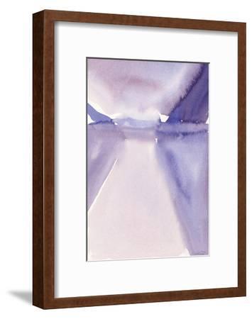 Mountain Lake, 1993-Claudia Hutchins-Puechavy-Framed Giclee Print
