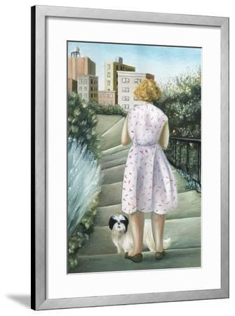 Home, Study-Caroline Jennings-Framed Giclee Print