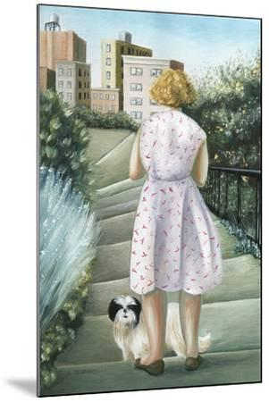 Home, Study-Caroline Jennings-Mounted Giclee Print