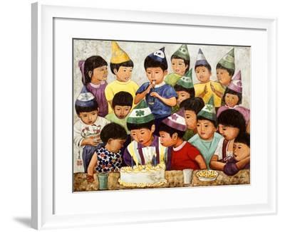 Happy Birthday, 1994-Komi Chen-Framed Giclee Print