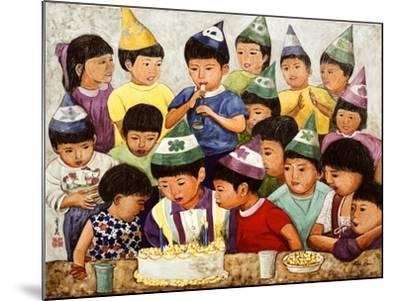 Happy Birthday, 1994-Komi Chen-Mounted Giclee Print