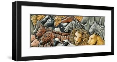 Ark, 2004-P.J. Crook-Framed Giclee Print