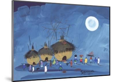 Natural Home, 2006-Oglafa Ebitari Perrin-Mounted Giclee Print