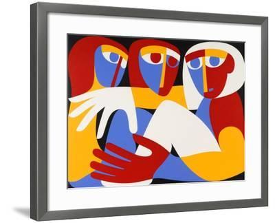 Till Light Arise, 1988-Ron Waddams-Framed Giclee Print