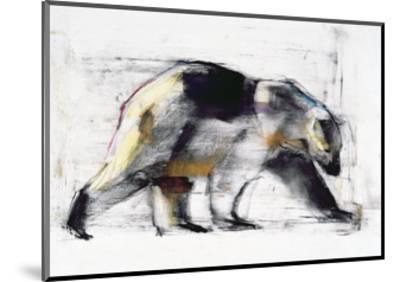 Ursus Maritimus, 1999-Mark Adlington-Mounted Giclee Print