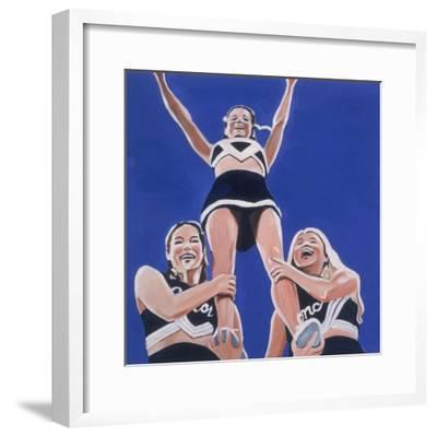 Look at Me! I'm on TV!, 2002-Joe Heaps Nelson-Framed Giclee Print