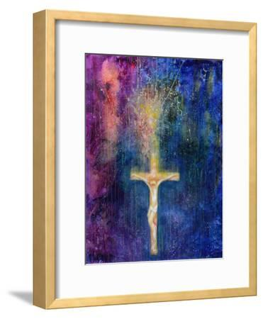 Ascension, 2000-Laila Shawa-Framed Giclee Print