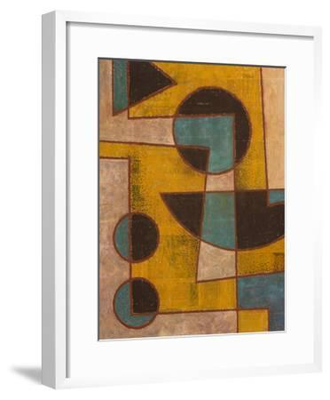 Pauses Between the Songs, 2006-Peter McClure-Framed Giclee Print