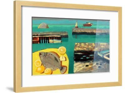 Harbour-Sara Hayward-Framed Giclee Print
