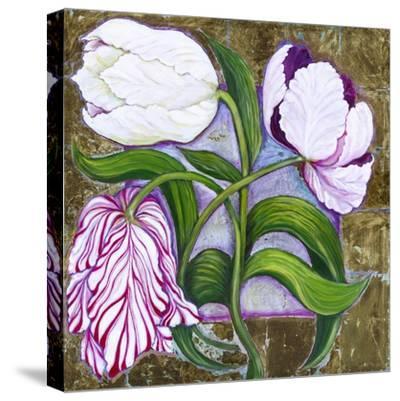 Tulips, 2004-Laila Shawa-Stretched Canvas Print