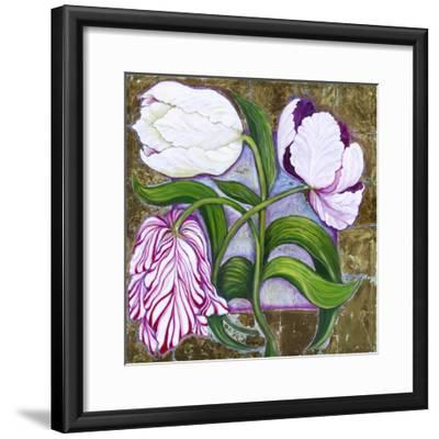 Tulips, 2004-Laila Shawa-Framed Giclee Print