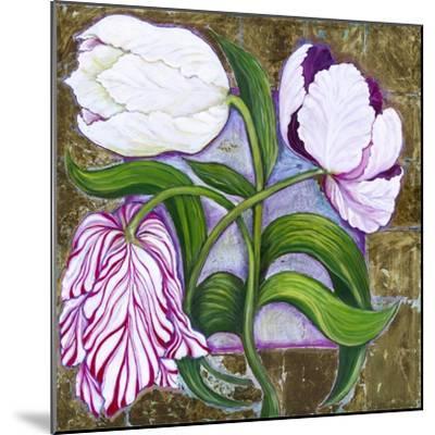 Tulips, 2004-Laila Shawa-Mounted Giclee Print