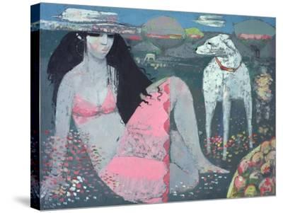Procris-Endre Roder-Stretched Canvas Print