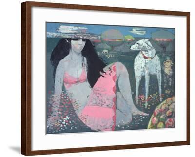 Procris-Endre Roder-Framed Giclee Print