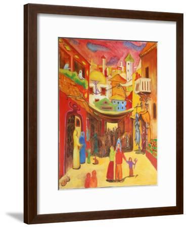 Alger, 2004-Sabina Nedelcheva-Williams-Framed Giclee Print