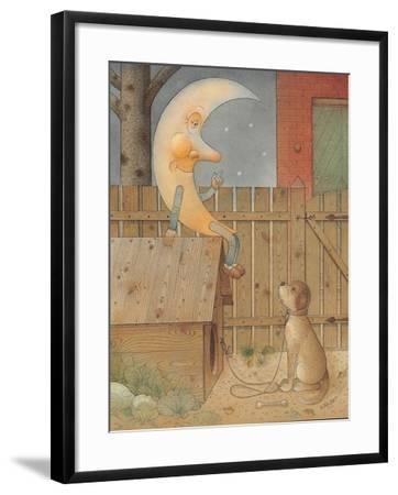 Moon, 2005-Kestutis Kasparavicius-Framed Giclee Print