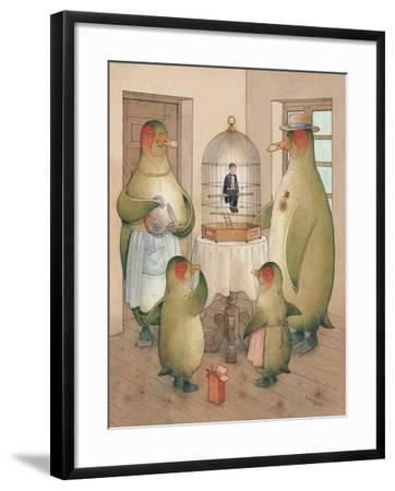 Songman, 2003-Kestutis Kasparavicius-Framed Giclee Print