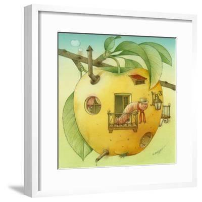 New House, 2006-Kestutis Kasparavicius-Framed Giclee Print