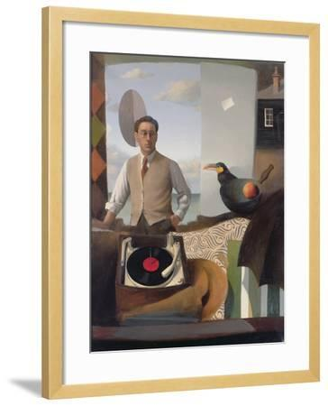 Daedalus Here to Stay, 1995-Alan Kingsbury-Framed Giclee Print