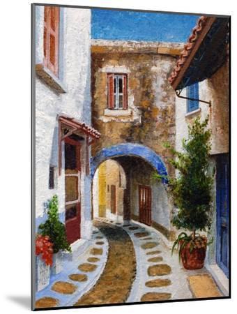 Lefkimi, Corfu, 2006-Trevor Neal-Mounted Giclee Print