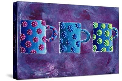 3 Mugs, 2004-Julie Nicholls-Stretched Canvas Print
