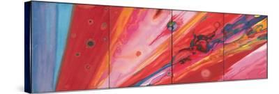 Cosmos-Izabella Godlewska de Aranda-Stretched Canvas Print