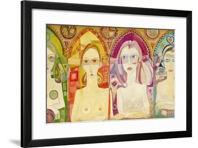 Icon, 1970-Laila Shawa-Framed Giclee Print