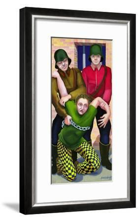 Unmerciful Servant 3, 1993-Dinah Roe Kendall-Framed Giclee Print