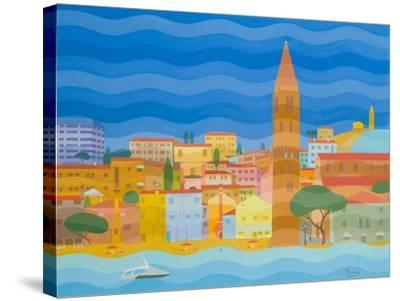 Caorle, 2000-Emil Parrag-Stretched Canvas Print