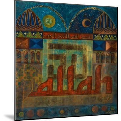 Tazamia, 2008-Sabira Manek-Mounted Giclee Print