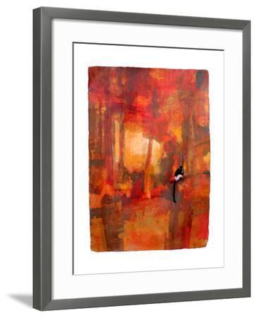 Delacour's Langur, 2008-Charlie Baird-Framed Giclee Print