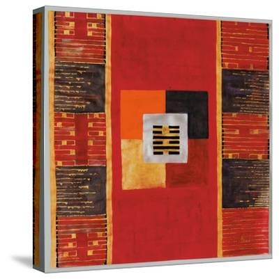 Chen, 2005-Sabira Manek-Stretched Canvas Print