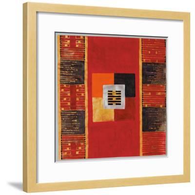 Chen, 2005-Sabira Manek-Framed Giclee Print