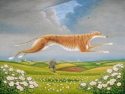 Mick the Miller, 1992-Frances Broomfield-Giclee Print