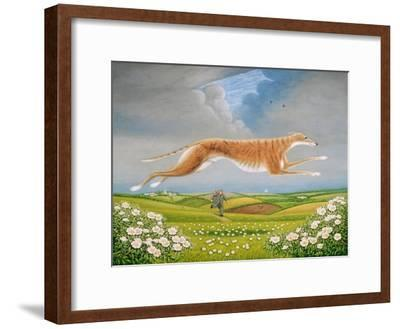 Mick the Miller, 1992-Frances Broomfield-Framed Giclee Print