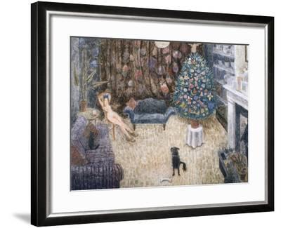 Christmas Spirit, 1993-Ian Bliss-Framed Giclee Print