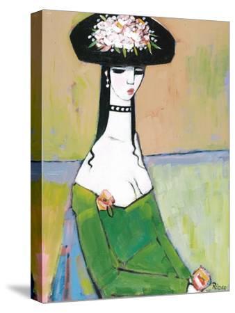 Vigee-Endre Roder-Stretched Canvas Print