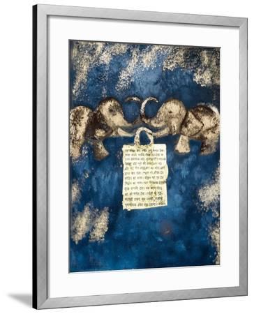 Fortune, 2007-Faiza Shaikh-Framed Giclee Print