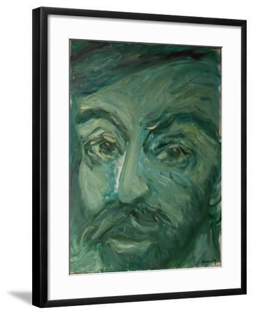 Shakespeare, Lysander, from 'The Faces of Shakespeare'-Annick Gaillard-Framed Giclee Print