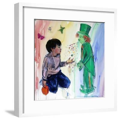 Blarney, 2006-Daniel Clarke-Framed Giclee Print