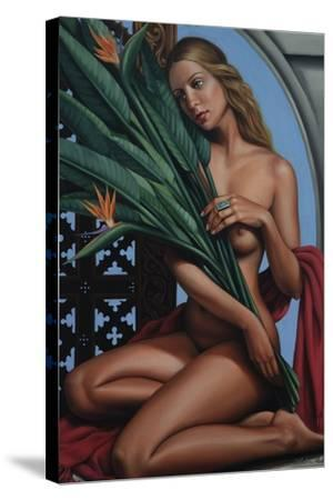 Bird of Paradise, 2007-Catherine Abel-Stretched Canvas Print