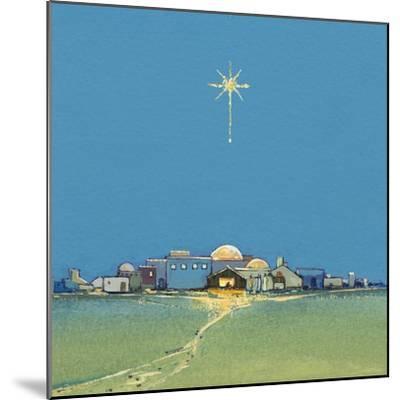 Nativity, 2008-David Cooke-Mounted Giclee Print