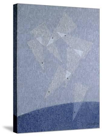 Aerobatics, 1965-John Armstrong-Stretched Canvas Print